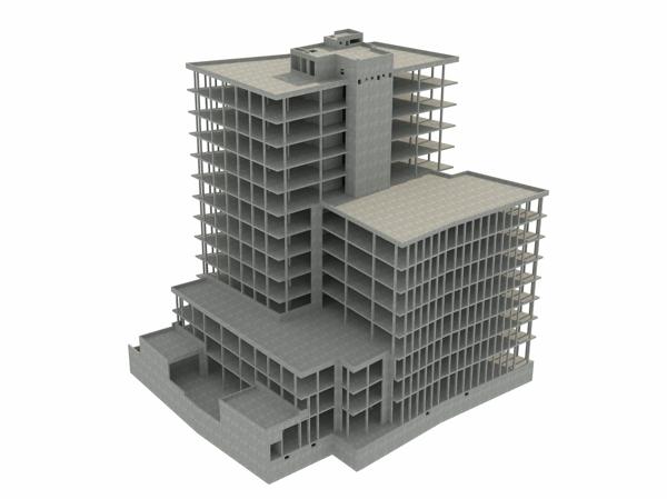 3D-Zeichnung