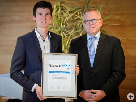 Preisträger RECK+GASS Preis 2018