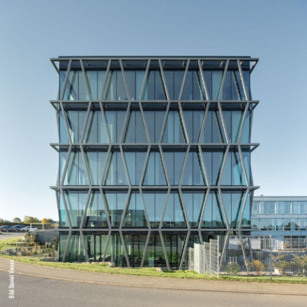Tragwerksplanung Infinex Haiterbach