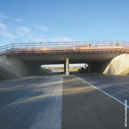 Brückenbauwerke B31 Friedrichshafen