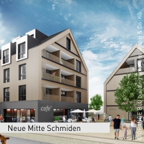 Neue Mitte Schmiden